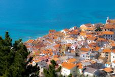 Free Baška On Krk Island Stock Image - 17878901