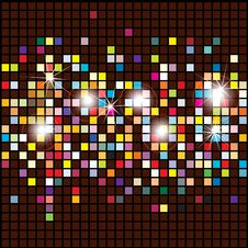 Free Abstract Square Mosaic Stock Photography - 17879352