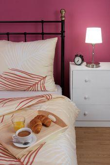 Free Bedroom Stock Photography - 17879742