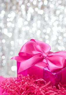 Free Gift Royalty Free Stock Photos - 17879938