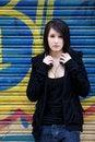 Free Urban Portrait Stock Photos - 17881563