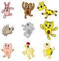 Free Cartoon Animal Icon Stock Image - 17883911
