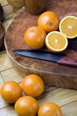 Free Oranges And Knives Stock Image - 17884391
