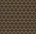 Free Seamless Decorative Pattern. Stock Image - 17884971