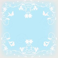 Free Pattern In Pastel Tones Royalty Free Stock Image - 17880416