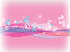 Free Pink Background Stock Images - 17880454
