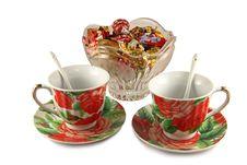 Free Tea Drinking Royalty Free Stock Photos - 17882688