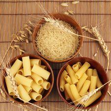 Free Pasta Various Sizes Royalty Free Stock Photo - 17882905