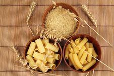 Free Pasta Various Sizes Stock Photos - 17882963