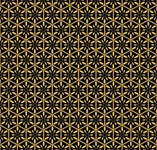 Free Seamless Decorative Pattern. Stock Image - 17884971