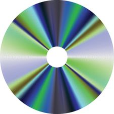 Free CD Disk Stock Photo - 17885620