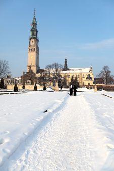 Free Monastery In Czestochowa Stock Photos - 17885773