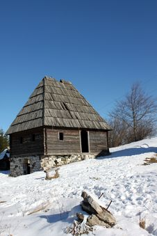 Free Old Cottage Stock Photos - 17886183