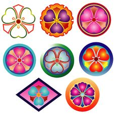 Free Logo Mark Japan Royalty Free Stock Photo - 17888595