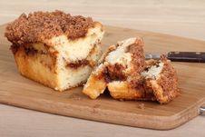 Free Crumb Cake Bread Stock Image - 17889311