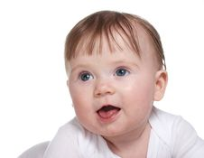 Free Beautiful Baby Stock Image - 17889801
