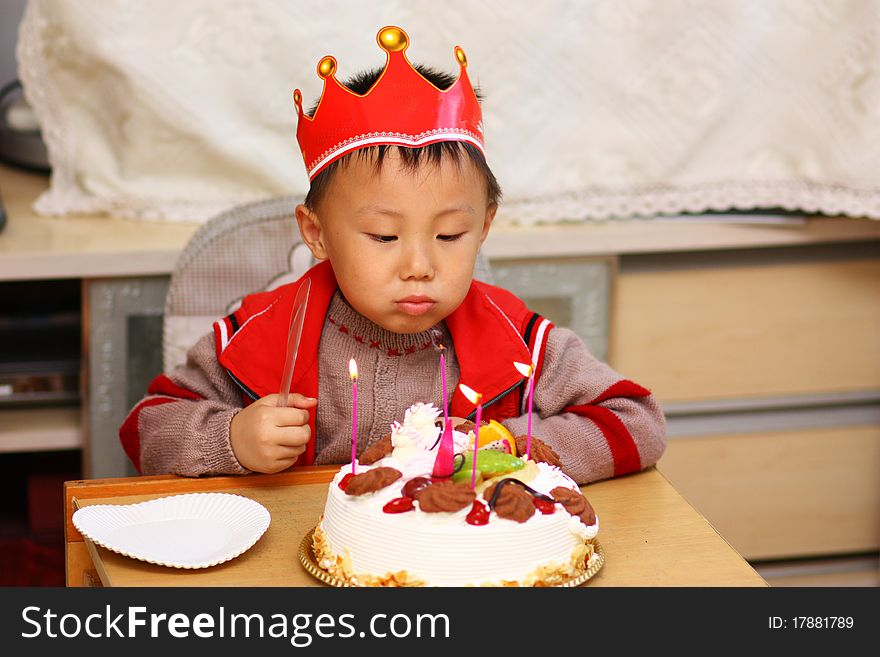 Peachy Asian Kid At Birthday Free Stock Images Photos 17881789 Funny Birthday Cards Online Inifofree Goldxyz
