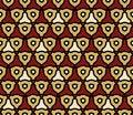Free Seamless Arabic Decor Background Stock Photography - 17896212