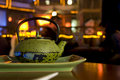 Free Green Cast-iron Teapot Stock Image - 17896641