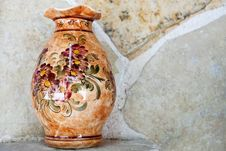 Free Greek Vase Royalty Free Stock Photo - 17890405