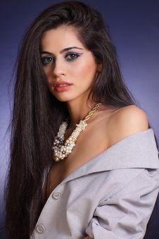 Free Studio Photo Of Sexy Woman Royalty Free Stock Photos - 17890538