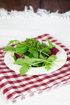 Free Mixed Salad Stock Photo - 17891350