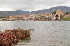Free Galaxidi Town, Greece Stock Images - 17891384