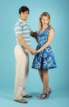 Free Loving Couple Stock Images - 17891674