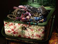 Free Jewellery Box Stock Photo - 17892460