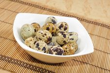 Free Quail Eggs Royalty Free Stock Images - 17892469