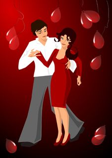 Free Dance Royalty Free Stock Images - 17892509
