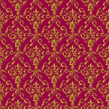 Free Seamless Wallpaper Pattern Stock Photo - 17893190
