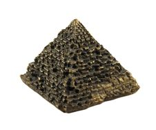 Free Metal Pyramid Stock Photography - 17893212