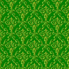 Free Seamless Wallpaper Pattern Royalty Free Stock Image - 17893346