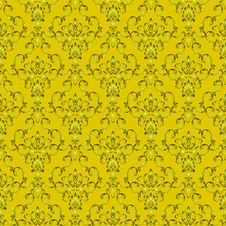 Free Seamless Wallpaper Pattern Stock Photography - 17893412