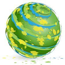Free Globe Stock Image - 17893931