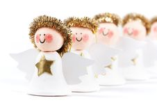 Free Decorative Angel From A Set Scrapbooking Stock Photography - 17894322