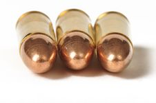 Free Bullets Royalty Free Stock Image - 17894796