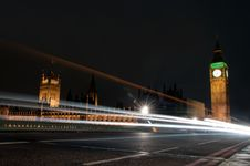 Free Lights Of London (UK) Royalty Free Stock Photography - 17895317