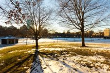 Free Boston Common Stock Image - 17895921