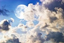 Free Clouds Stock Image - 17895931