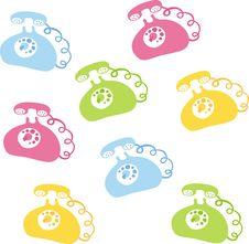 Free Phones Stock Image - 17896151