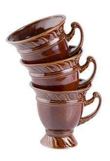 Free Ceramic Tea Cup Royalty Free Stock Image - 17896516