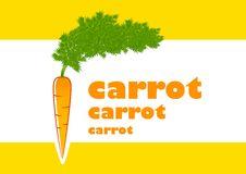 Free Orange Carrot Stock Photography - 17896752