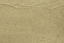 Free Sand With Watermark Background Stock Images - 17897104