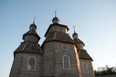 Free Cossack Church Stock Photos - 17897263