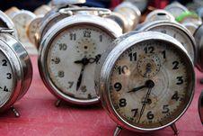 Free Old Clocks Stock Photo - 17898720