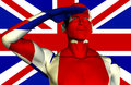 Free UK Man 15 Royalty Free Stock Photo - 1791755