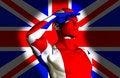 Free UK Man 25 Royalty Free Stock Photography - 1791757