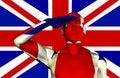 Free UK Man 16 Royalty Free Stock Photos - 1791778